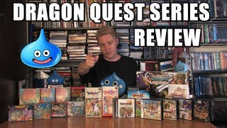 DRAGON QUEST SERIES REVIEW PART 1 - Happy Console Gamer