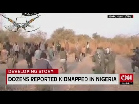 Boko Haram attack in Nigeria