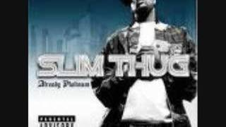 Watch Slim Thug Incredible Feelin video