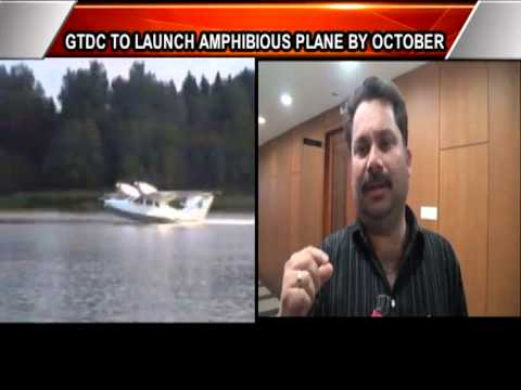 GOA TO START AMPHIBIOUS PLANES BY OCTOBER