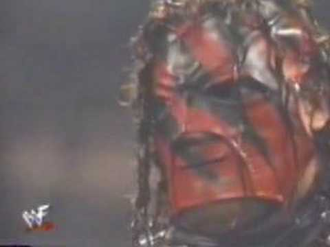 undertaker vs kane inferno match