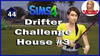 The Sims 4: Drifter Challenge House #3 Pt 44: Another Essence