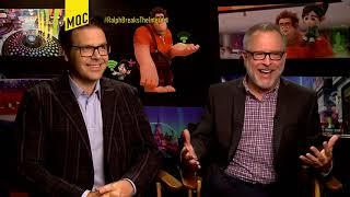 WIFI RALPH: RICH MOORE Y PHIL JOHNSTON (Ralph Breaks The Internet)