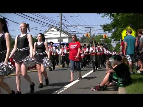 CONNETQUOT HIGH SCHOOL MEMORIAL DAY PARADE 2012.MTS