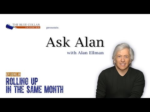 Ask Alan 96 Rolling Up In The Same Month