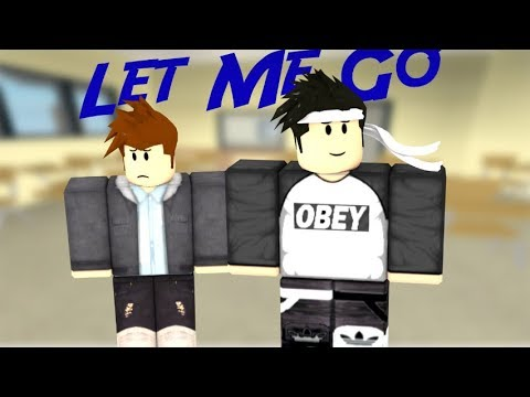 Roblox Music Video| Let Me Go