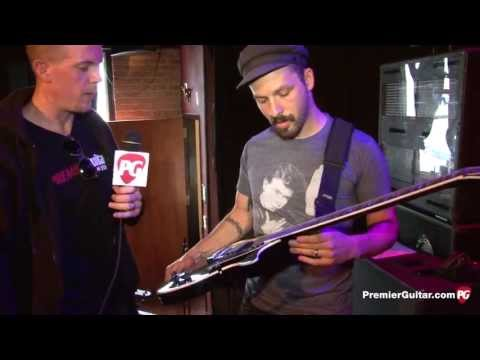 Rig Rundown - Dillinger Escape Plan's Ben Weinman