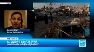 THE DEBATE - Al Qaeda's bid for Syria (part 2)