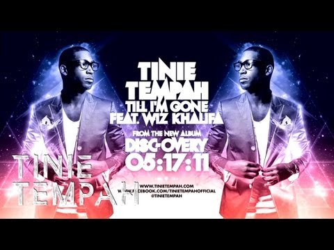 Tinie Tempah -- &quot;Till I&#039;m Gone&quot; feat. Wiz Khalifa