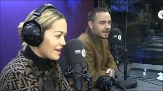 Download Lagu Rita Ora Liam Payne Grimmy BBC Radio 1 2018 Gratis STAFABAND