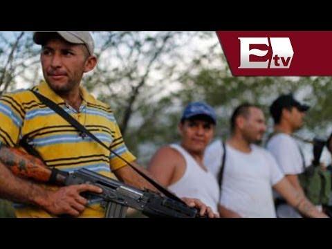 ... 19 autodefensas en Yurécuaro acusados de asesinato / Paola Virrueta