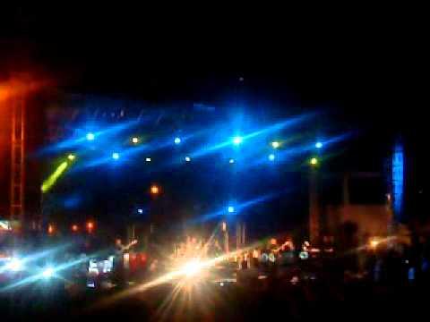 LOS ACOSTA EN EL CAPULIN SALVATIERRA ( CONTRA EL DRAGON ) 2012