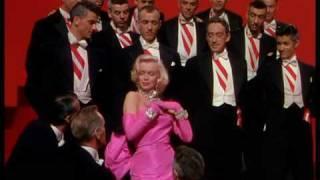 Watch Marilyn Monroe Diamonds Are A Girls Best Friend video