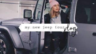 Tour My Jeep Wrangler