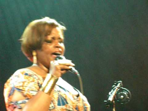 Dianne Reeves live at North Sea Jazz Festival 2010