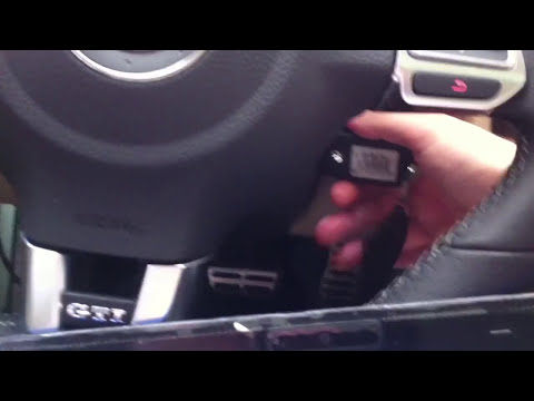 VW MK5 - MK6 Key configuration via VCDS