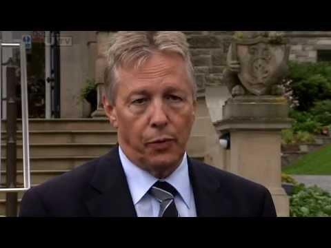 First Minister & Enterprise Minister Comment on FG Wilson Job Losses