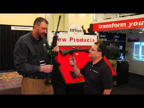 Shot Show 2013 Eotech-Inc's Newest Optics For All Users