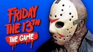 I BROKE THE GAME! | Friday The 13th: The Game - Beta #8