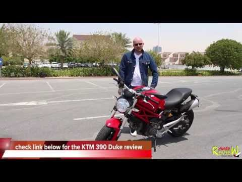 2014 Ducati Monster 696 - AutoReview - Dubai - Bike Edition (Episode 2) - [ENG]