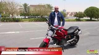 2014 Ducati Monster 696 - AutoReview - Dubai - Bike Edition (Episode 2) - [ENG]