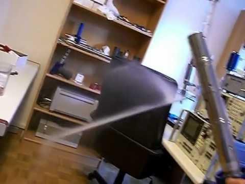 Vibrating plate atomizer CIMG2837