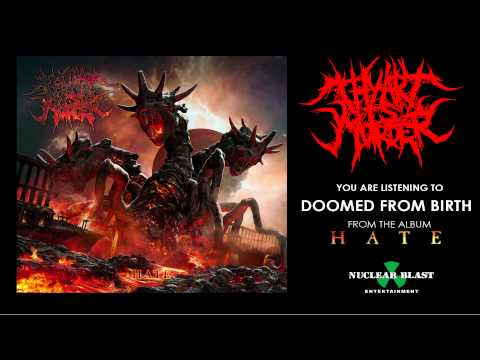Thy Art Is Murder - Doomed From Birth