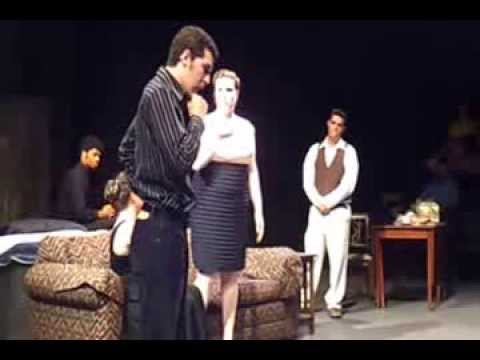 Cat on a Hot Tin Roof 2012 part 2