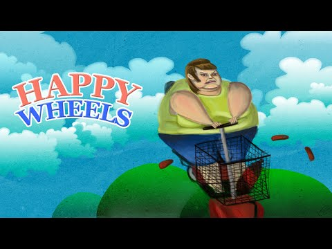 Happy Wheels - FUNNY TITLE