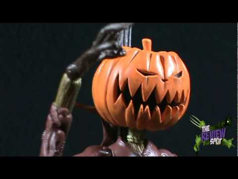Spooky Spot - JUN Planning The Nightmare Before Christmas Series 1 Pumpkin King