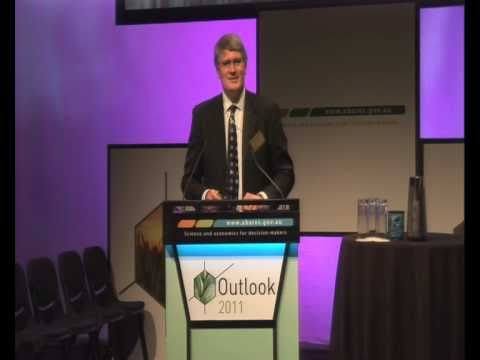 Alasdair Hainsworth, BOM, Part 1 - 'Advances in weather, climate and water forecasting technologies'