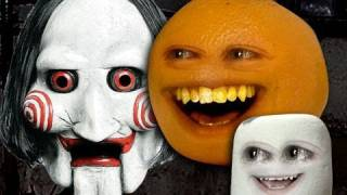 Annoying Orange - Saw 2: Annoying Death Trap