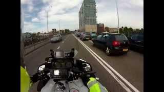 Spoedrit ongeval letsel Graafseweg Nijmegen