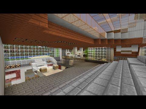 Minecraft - Estación de Metro Cercanias y AVE