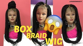 Box Braid || Wig (By: Fashionhair Pt)