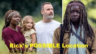 The FUTURE of the Walking Dead - Rick and Michonne