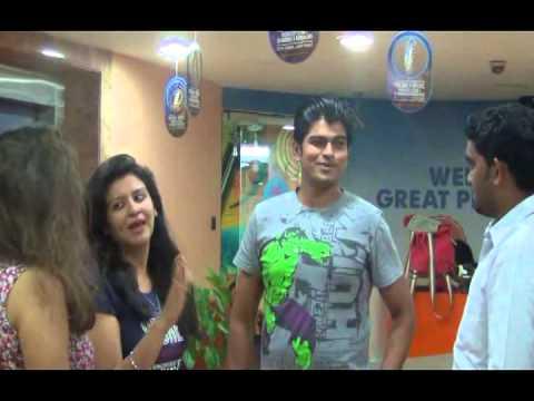 Superhero at Radio City 91.1FM Mumbai