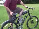 Motorized Bicycle with Jackshaft Kit