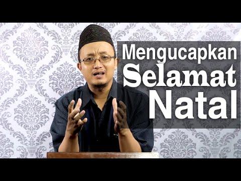 Ceramah Singkat: Hukum Ucapan Selamat Natal - Ustadz Aris Munandar