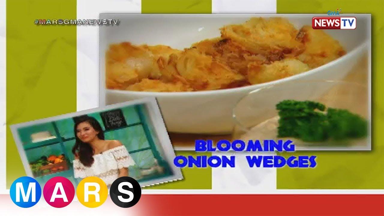 Mars Masarap: Blooming Onion Wedges by Annalyn Barro