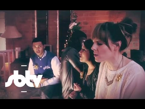 Nina Smith - All I Want For Christmas (& Eyez) (Live @ SBTV, 2013)
