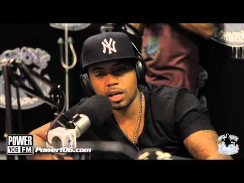 Nas Talks Ghost Writing on Big Boy's Neighborhood
