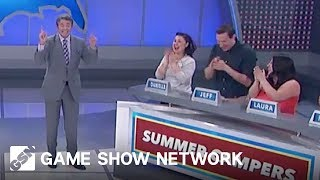 I Wish My Husband Would Shave His ____  | America Says | Game Show Network