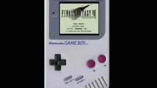 One Winged Angel - Game Boy 8-bit version!