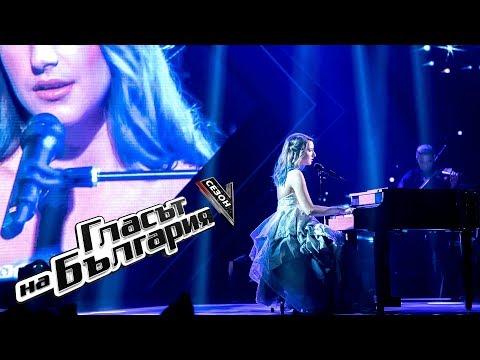 Мария Пашалийска – Your Song - Гласът на България 5 – Четвъртфинали (20.05.2018)