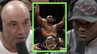 Kamaru Usman on the Pressures of Being a Champ | Joe Rogan