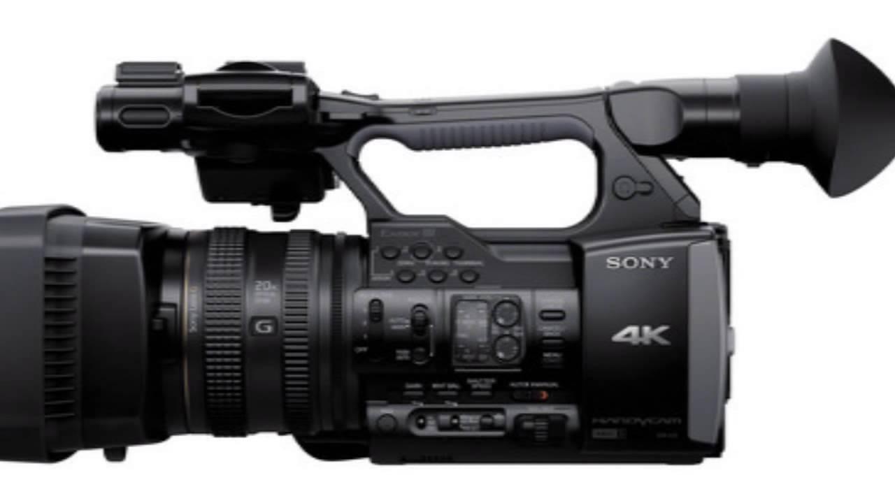 Sony Recording Cameras Camera Recorder Review