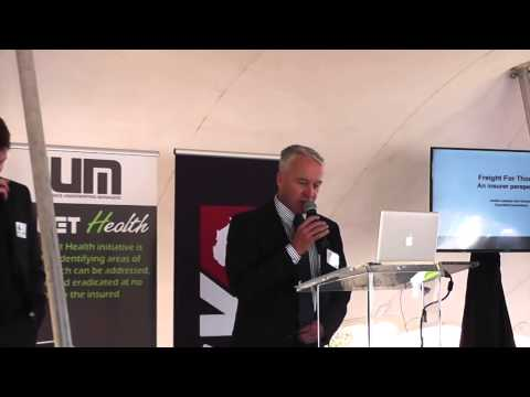 RISK AFRICA Better Business Breakfast -  Freight for Thought (brought to you by IUM)