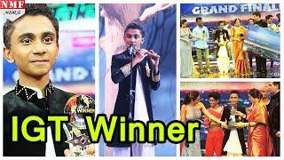 ये  बना India's Got Talent का Winner, मिले 50 लाख Cash