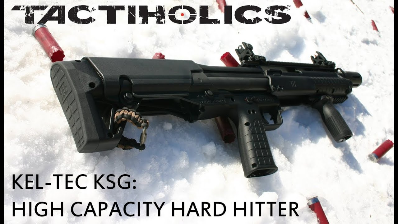 Kel-tec Ksg Green Kel-tec Ksg High Capacity